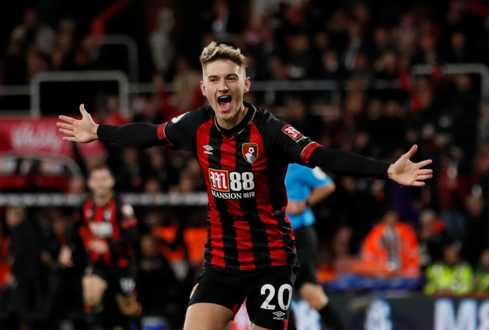 This Bournemouth star has to be in contention to win young player of the year