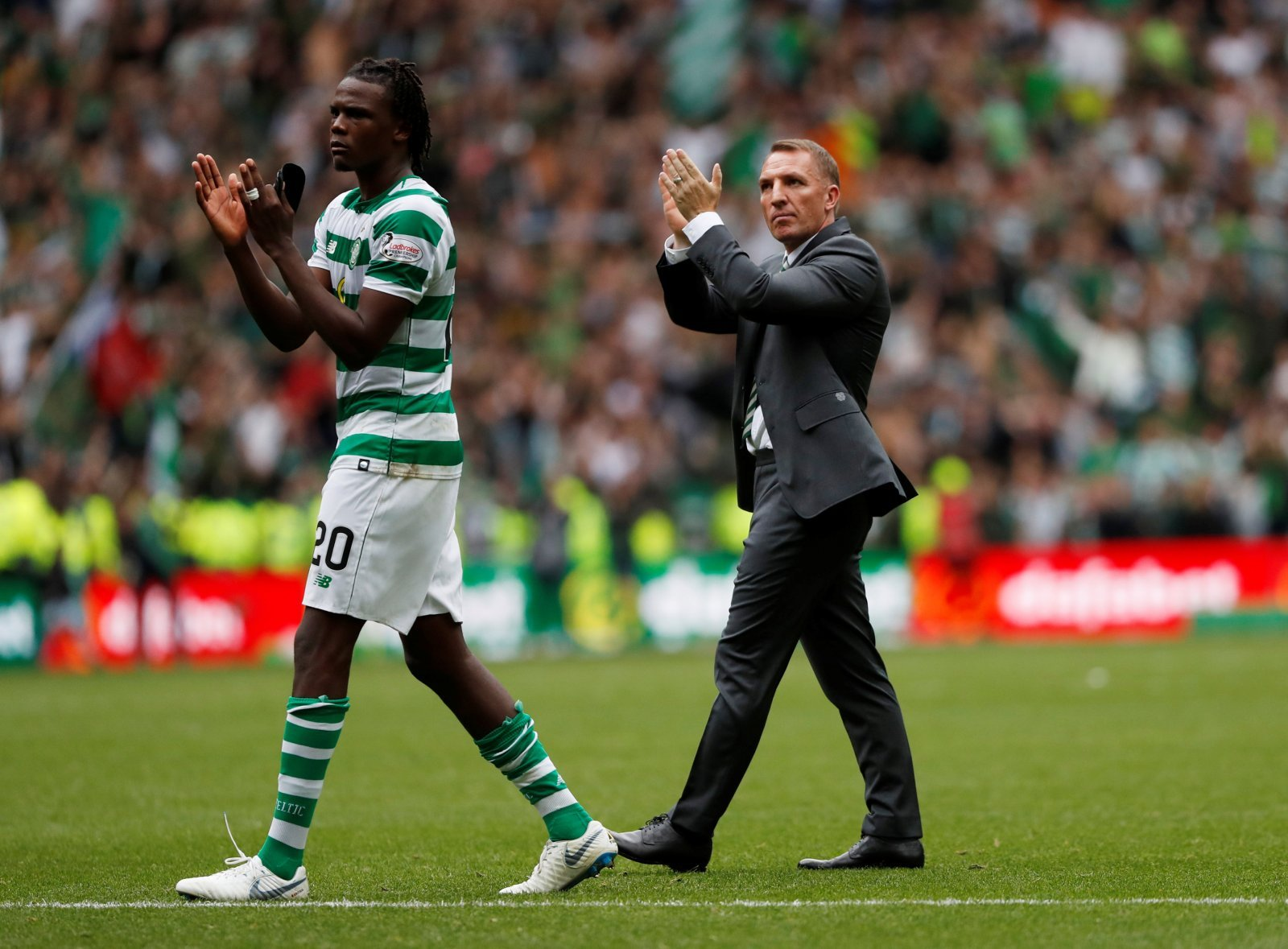 Celtic may have to offload Dedryck Boyata in January