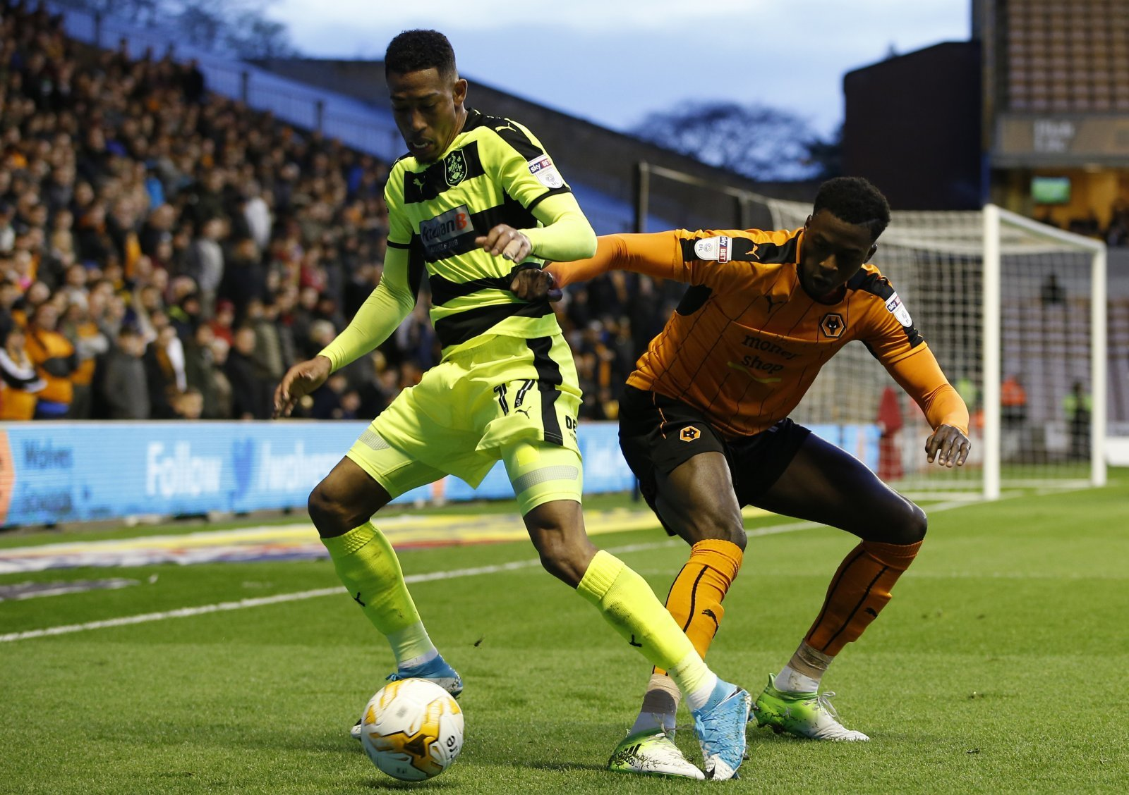 Wolves lining up January move for Dominic Iorfa