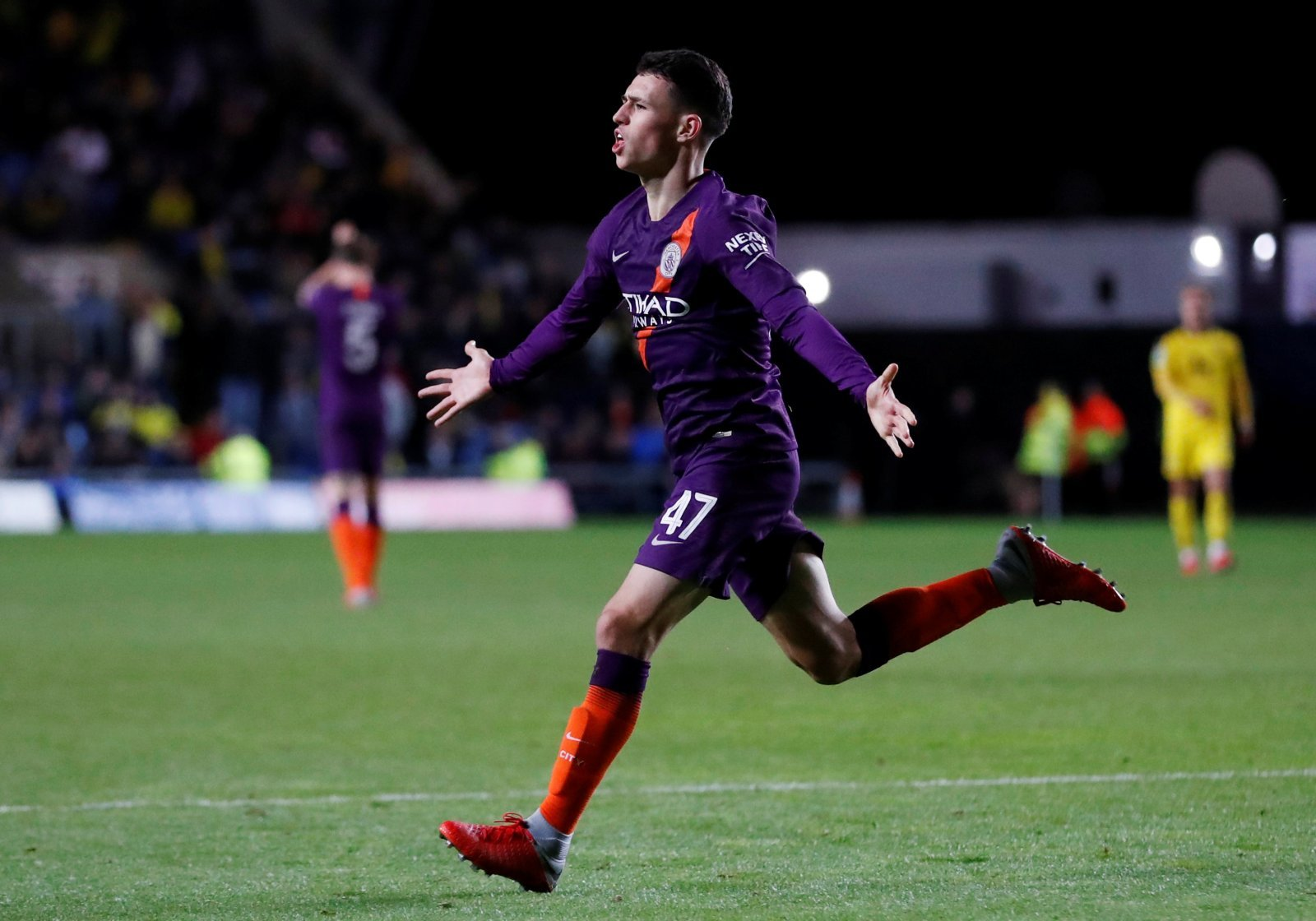 Three European clubs interested in Phil Foden