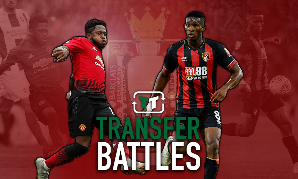 Transfer Battle: Fred vs Jefferson Lerma