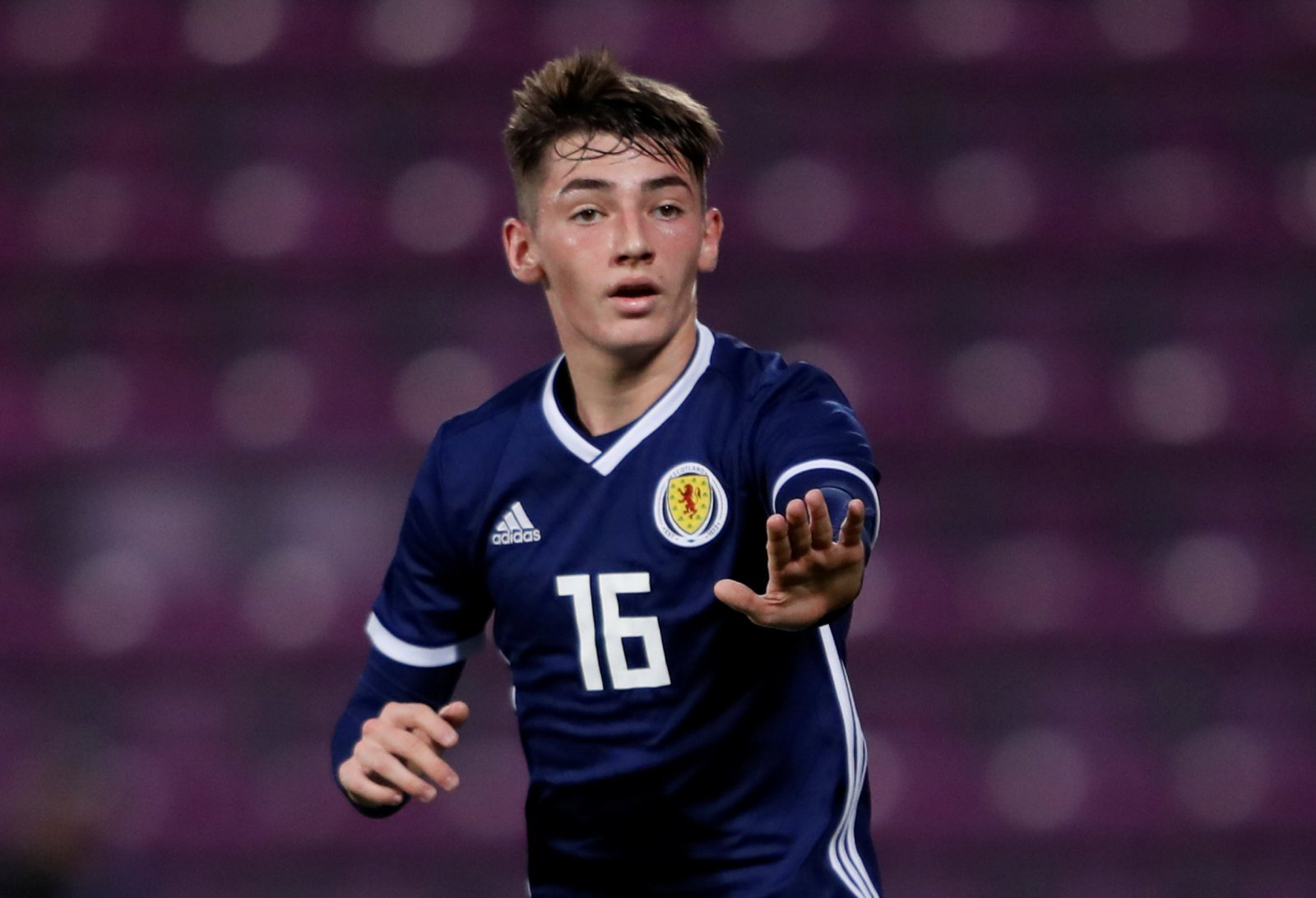 Billy Gilmour could be the man to breakthrough into Chelsea's first team