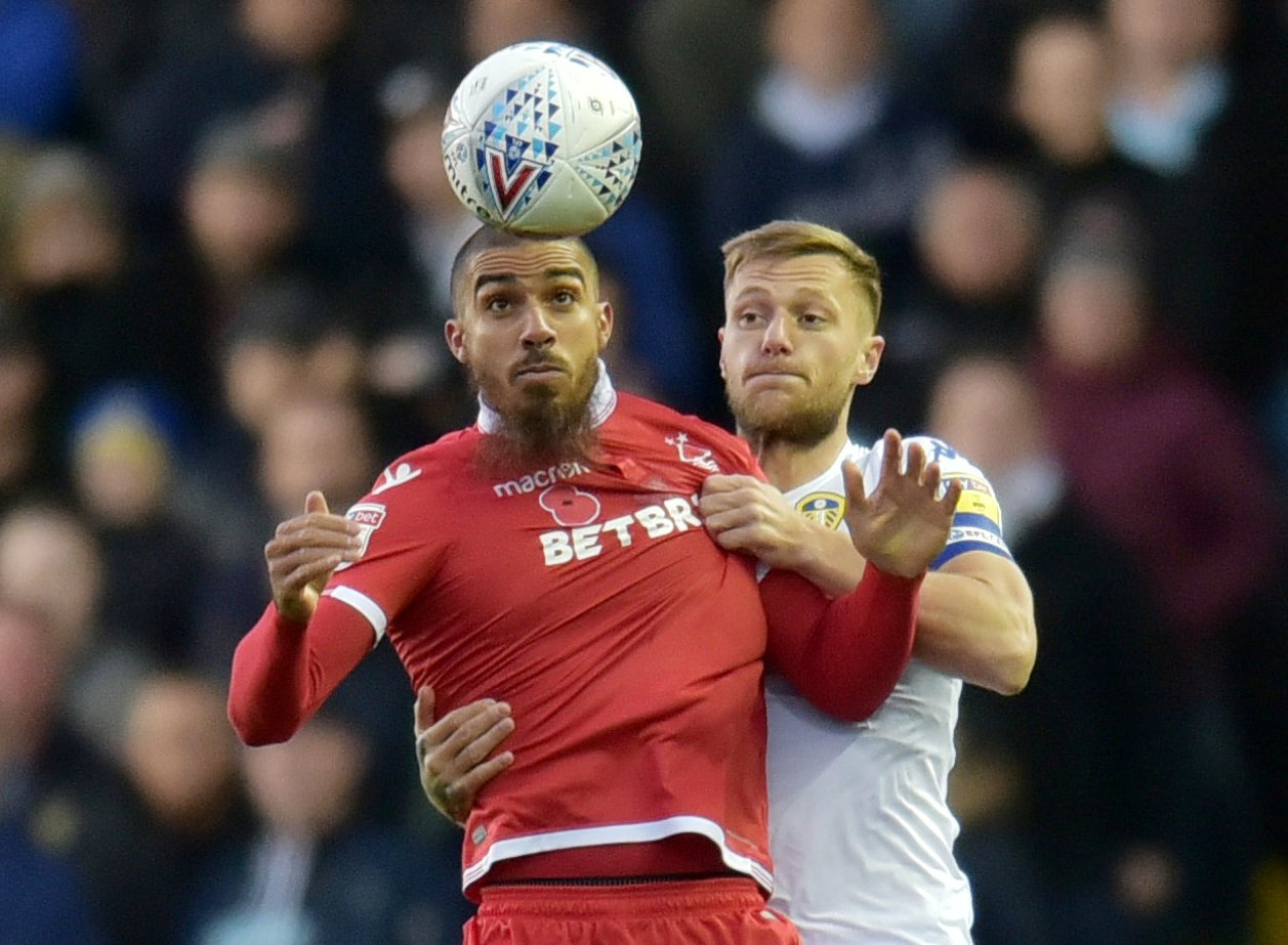 Nottingham Forest's Ansarifard's arrived too late to rival Grabban