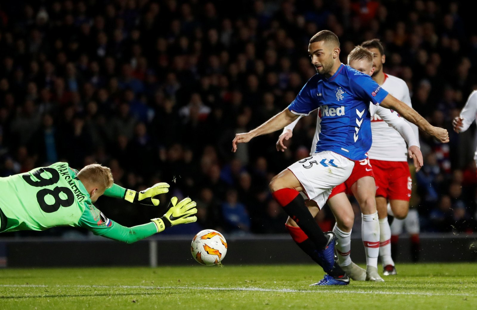 Rangers signing Hastie could force Grezda to consider future