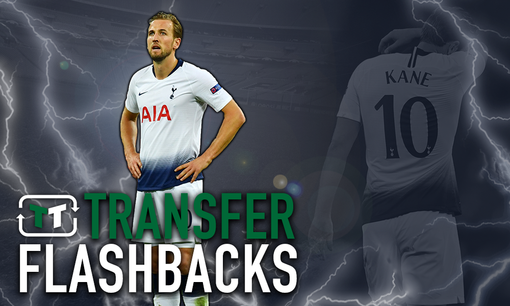 Transfer Flashbacks: Harry Kane