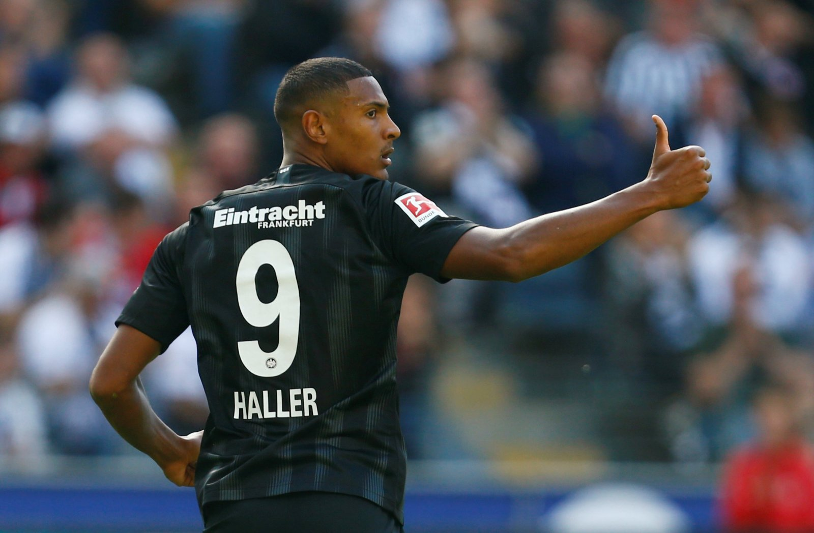 Sebastien Haller can ease Harry Kane's job at Tottenham Hotspur