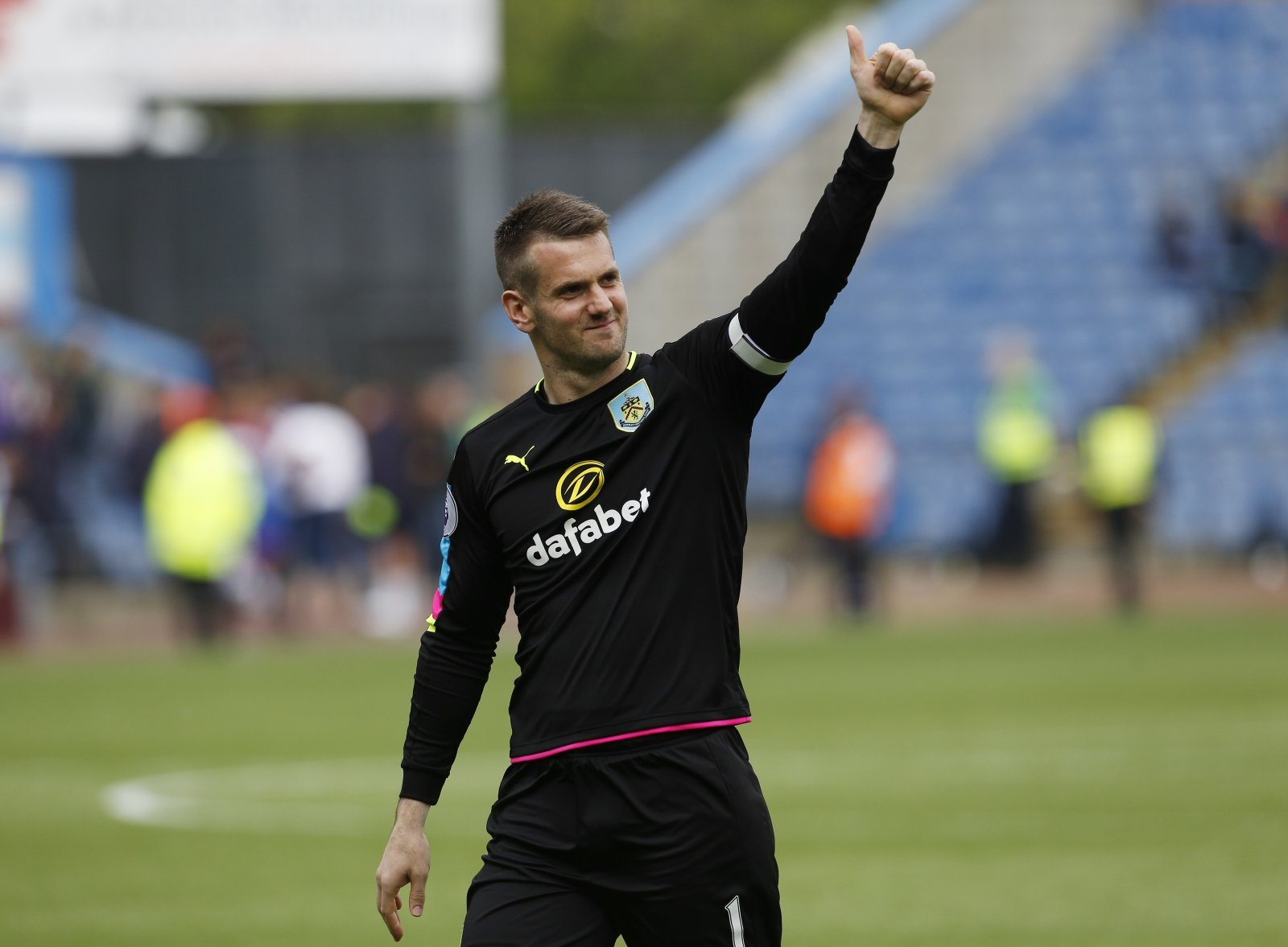 Tom Heaton deserving of England call-up for recent heroics