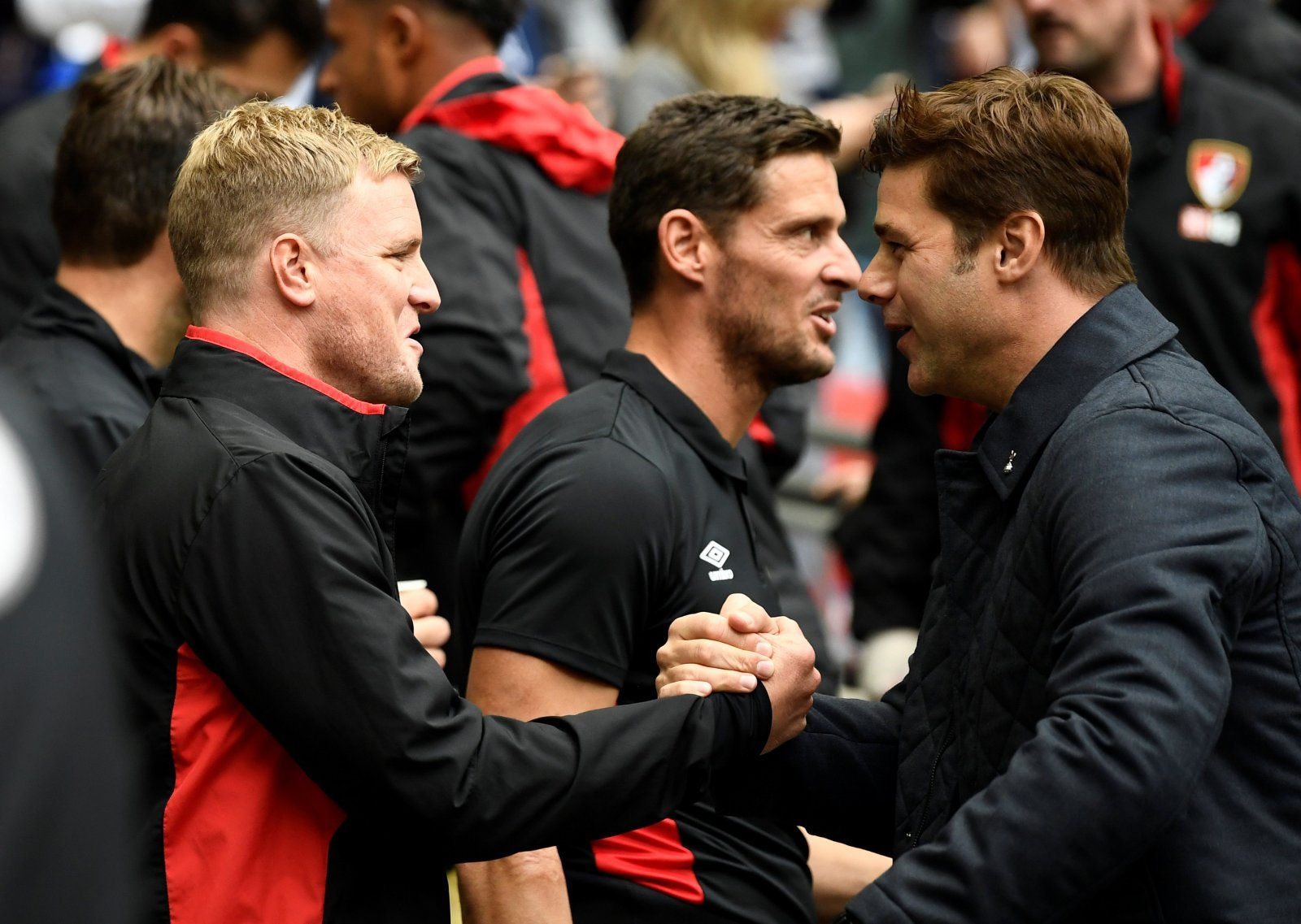 Eddie Howe: The man to keep Tottenham's project rolling into a new home