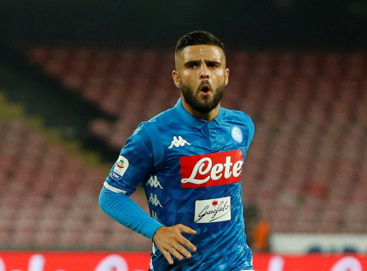 Potential consequences of Liverpool signing Lorenzo Insigne