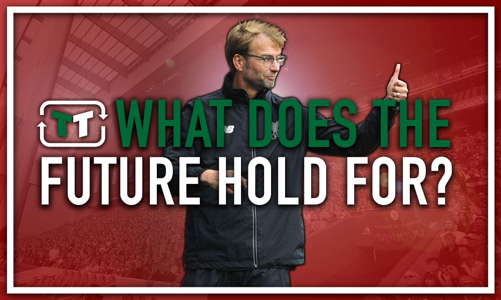 What does the future hold for Jurgen Klopp?