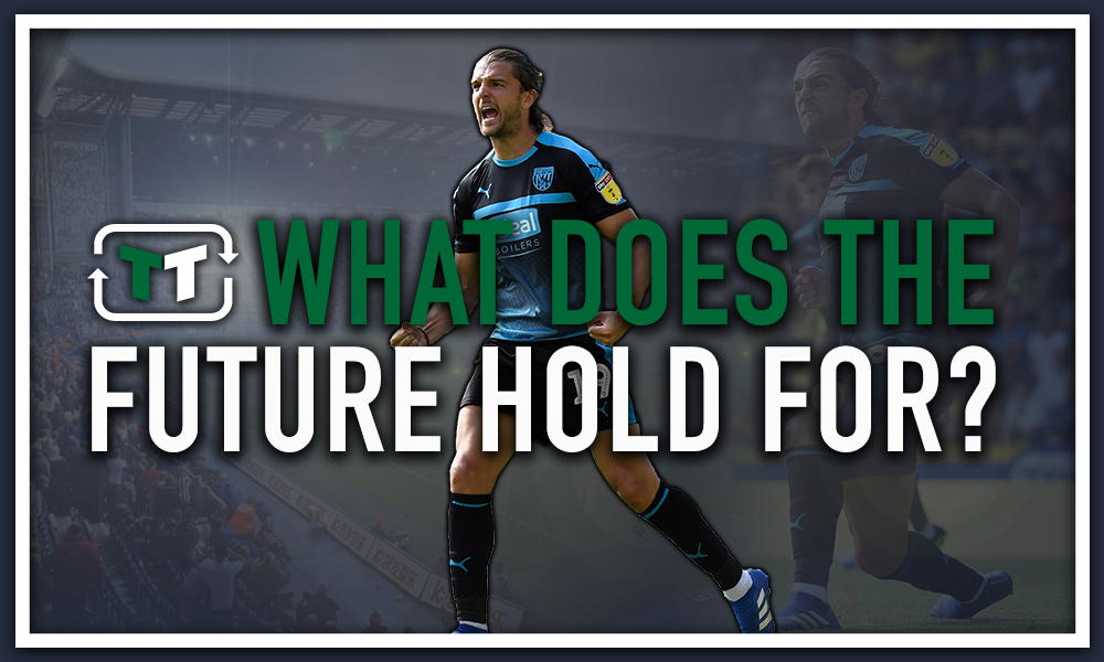 What does the future hold for Jay Rodriguez?