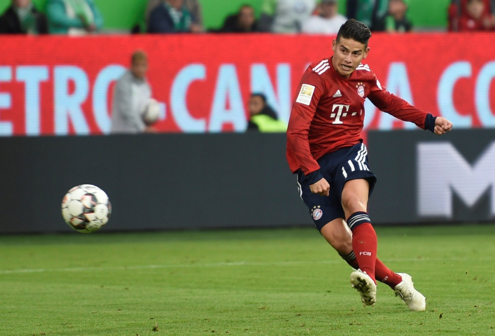 Liverpool can't consider a move for James Rodriguez too ambitious