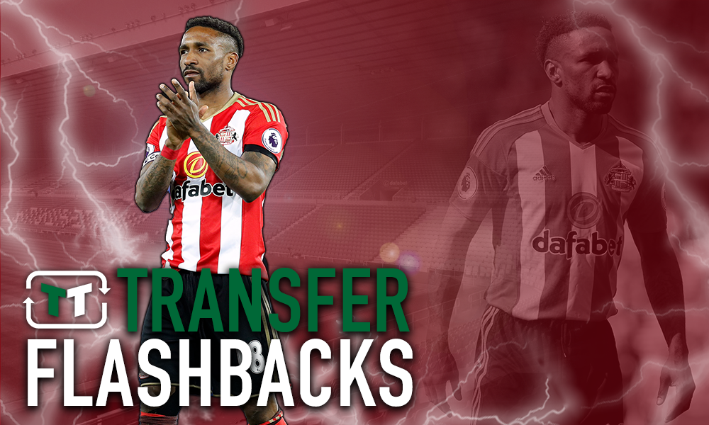 Transfer Flashback: Jermain Defoe