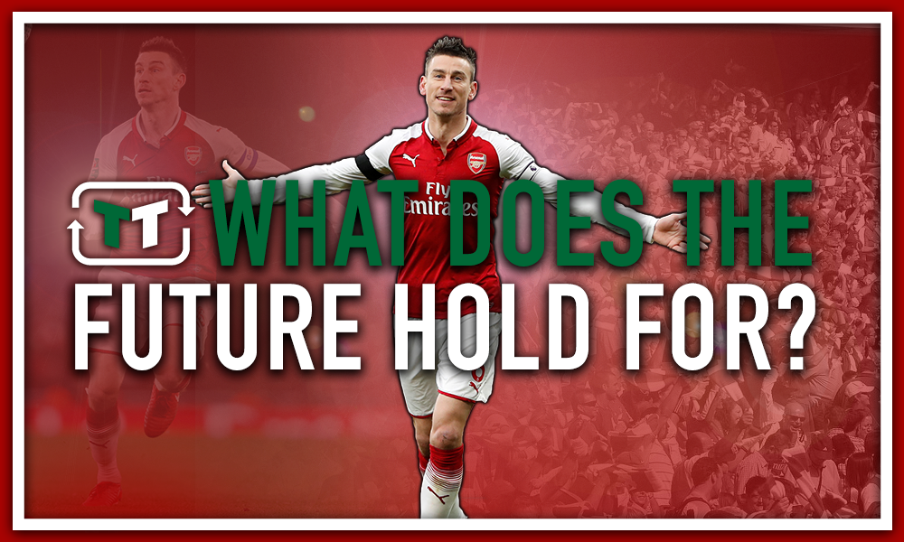 What does the future hold for Laurent Koscielny?