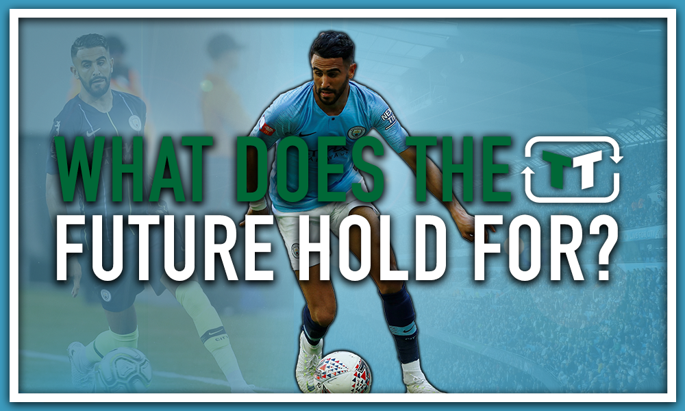 What does the future hold for Riyad Mahrez at Man City?