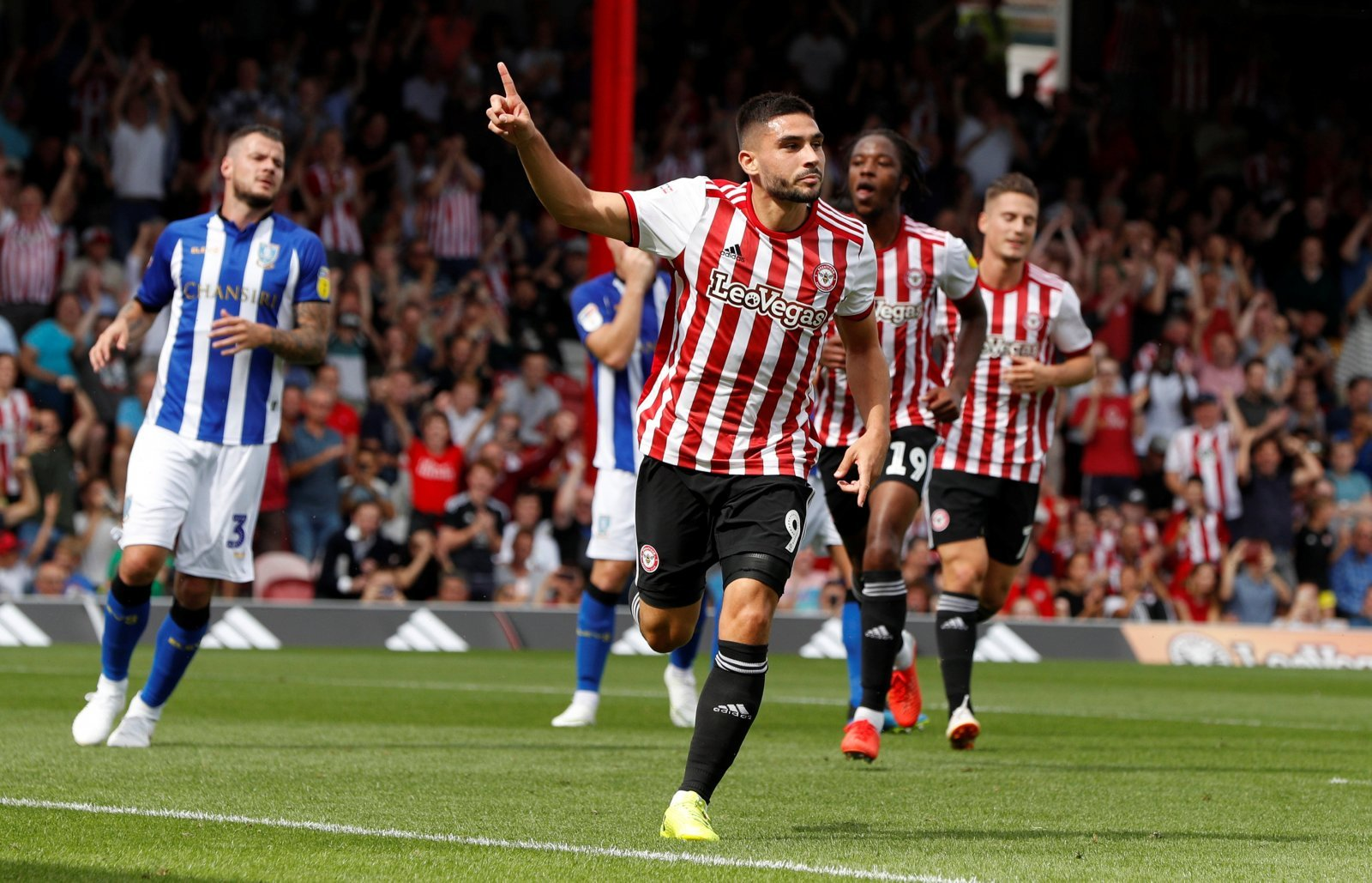 Introducing: The man to take Celtic to the Champions League, Neal Maupay
