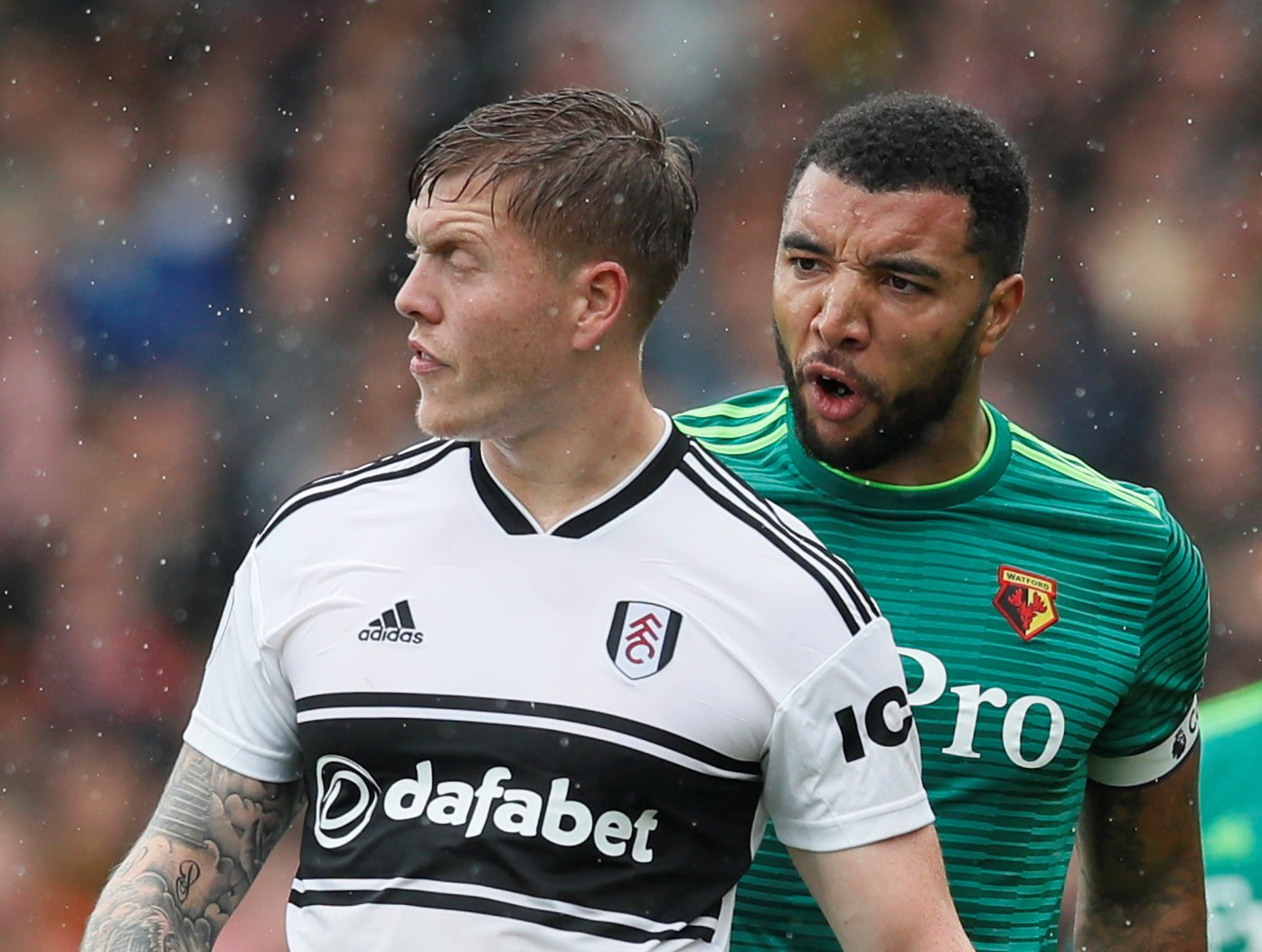 Fulham: Attitude of players to blame for imminent Premier League relegation