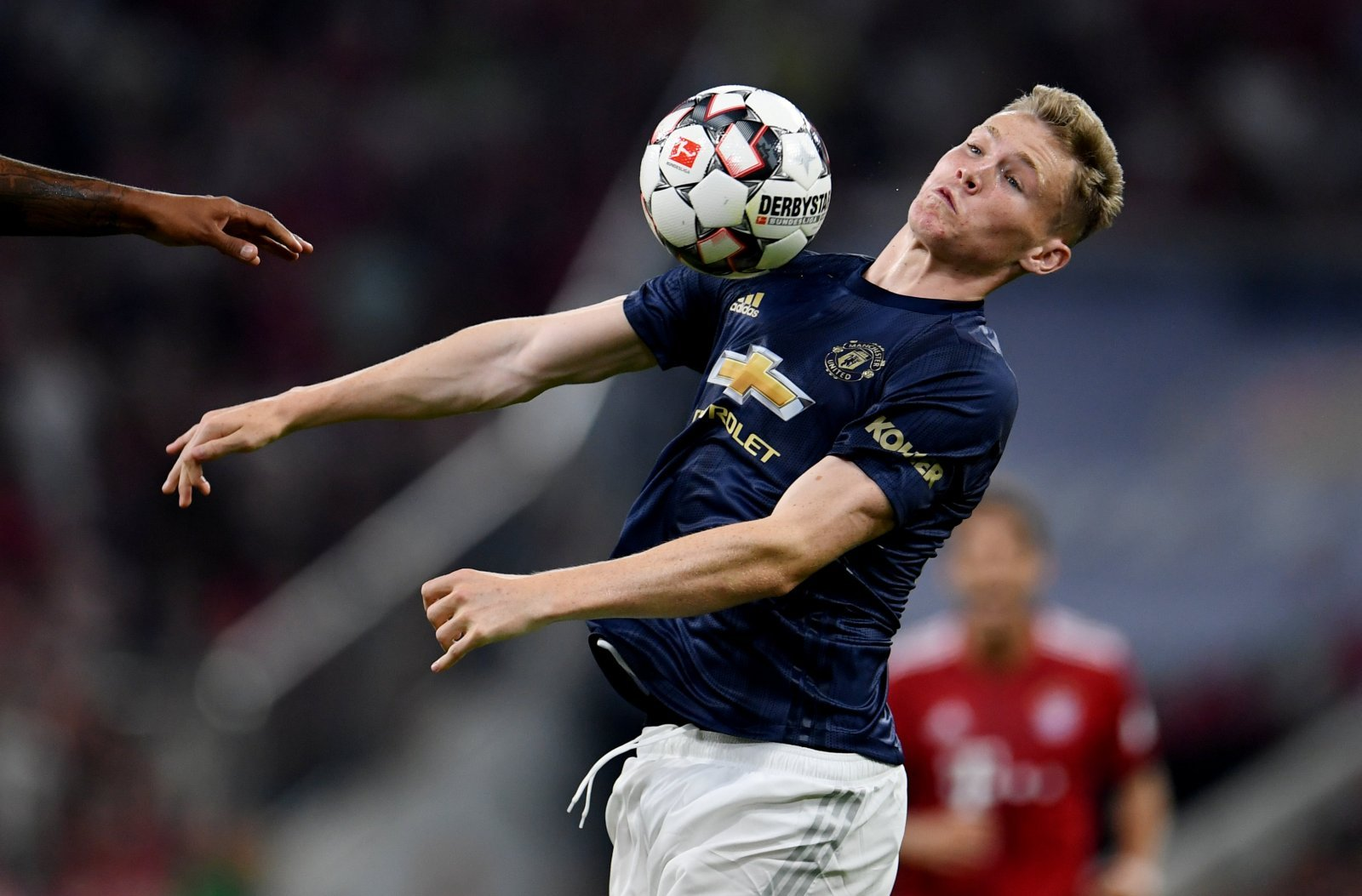 Addition of Scott McTominay would seriously help Celtic in pursuit of eight-in-a-row
