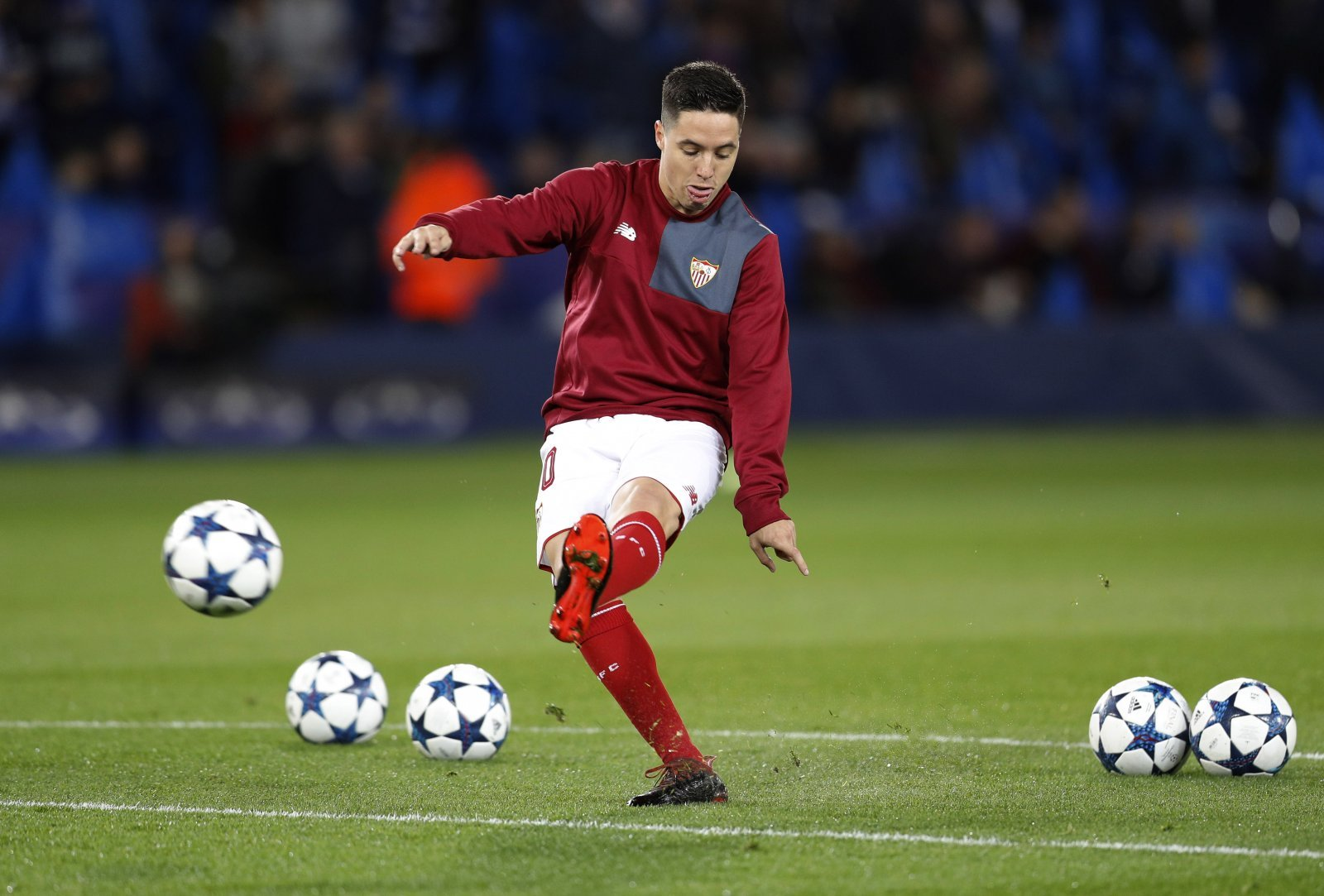 West Ham closing in on signing Samir Nasri