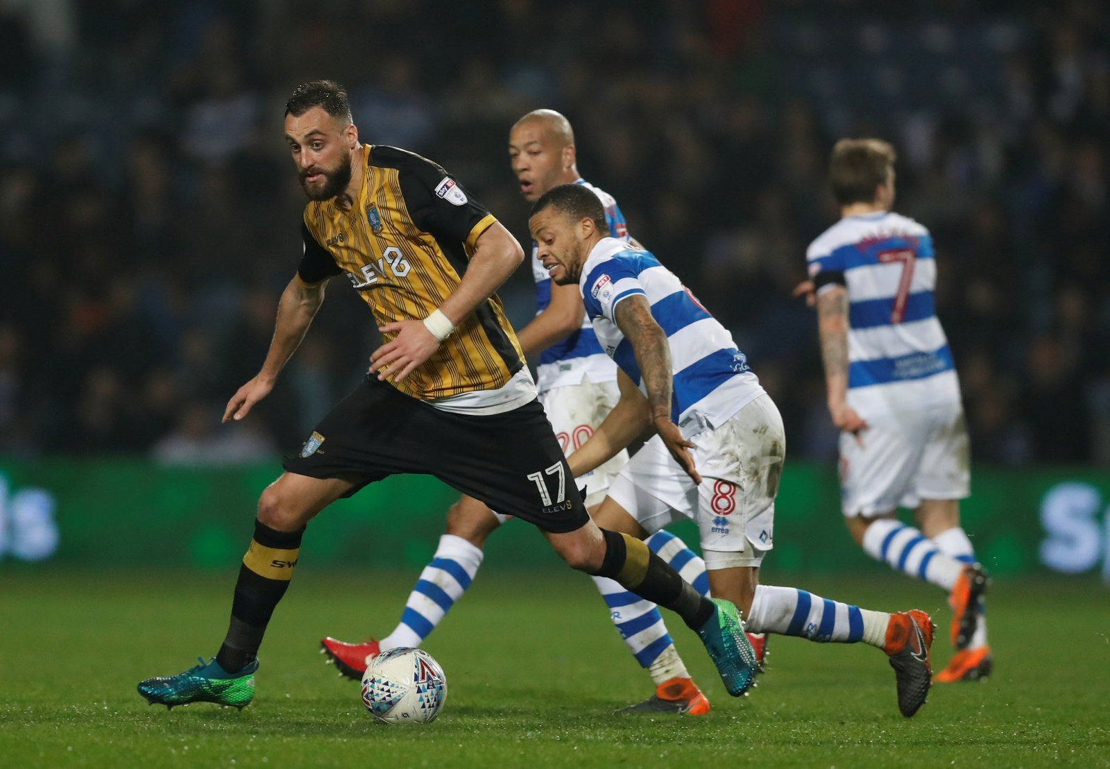 Sheffield Wednesday: Fans predict big things for Atdhe Nuhiu