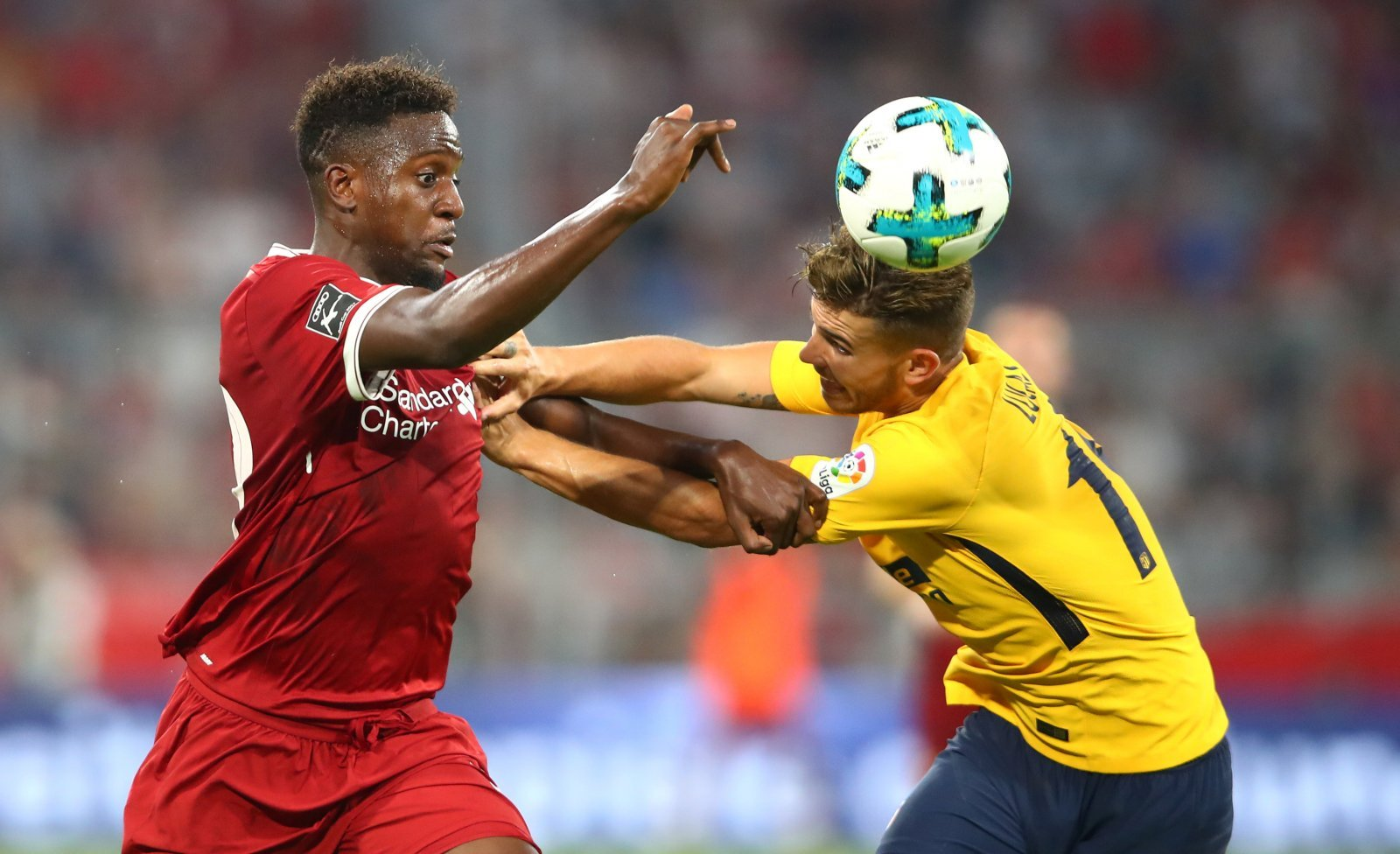 Liverpool's Divock Origi should seek to reunite with ex-boss Brendan Rodgers at Celtic
