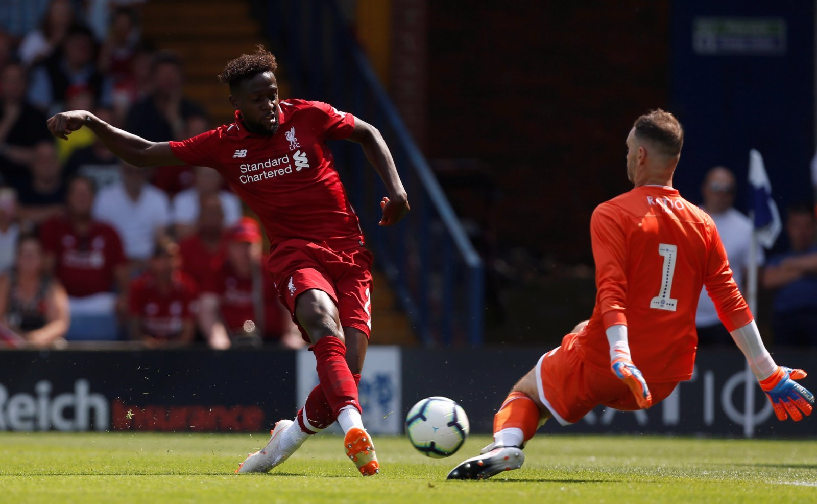 Divock Origi simply has to leave Liverpool in January