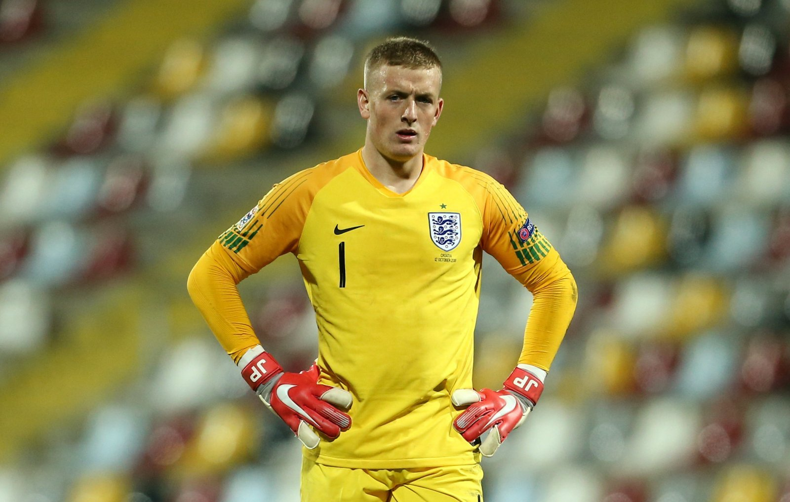 Everton fans have been quick to praise Jordan Pickford