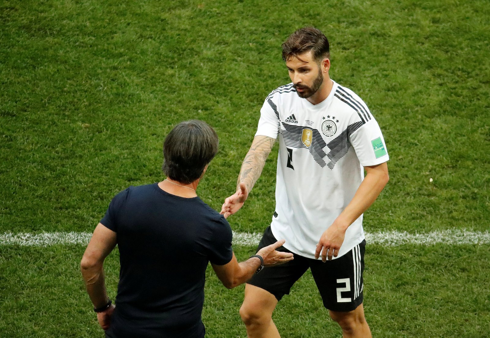 Marvin Plattenhardt would be so much better for Arsenal than Alberto Moreno