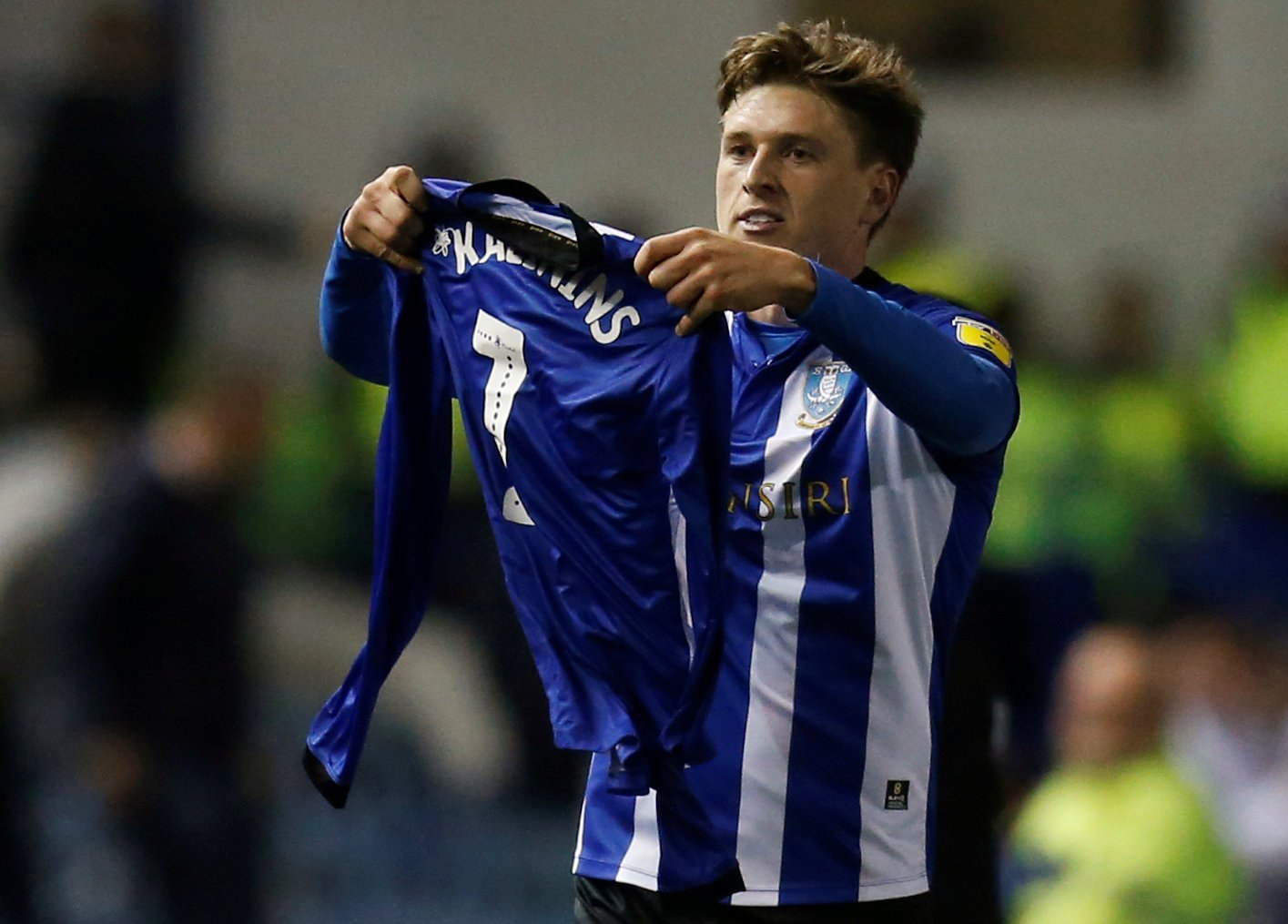 Adam Reach has insisted he will stay at Sheffield Wednesday
