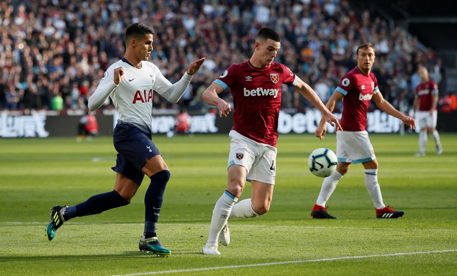 Declan Rice has Tottenham written all over him