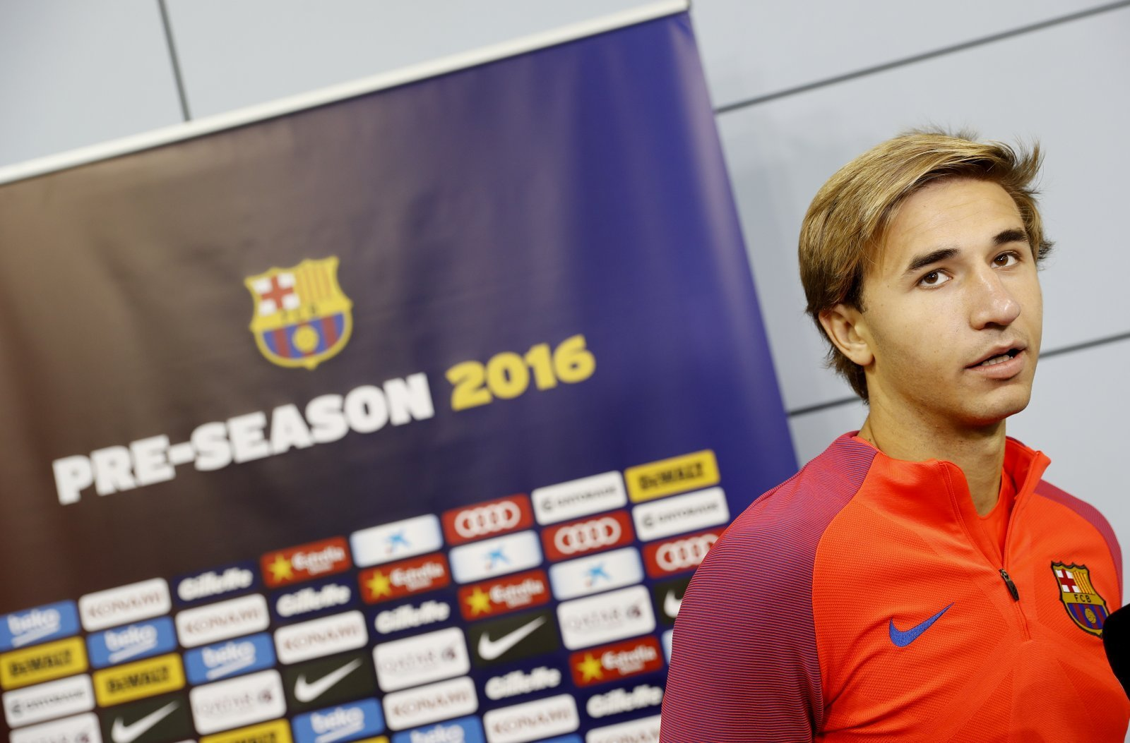 Rangers should snap up Barcelona youngster Sergi Samper in January