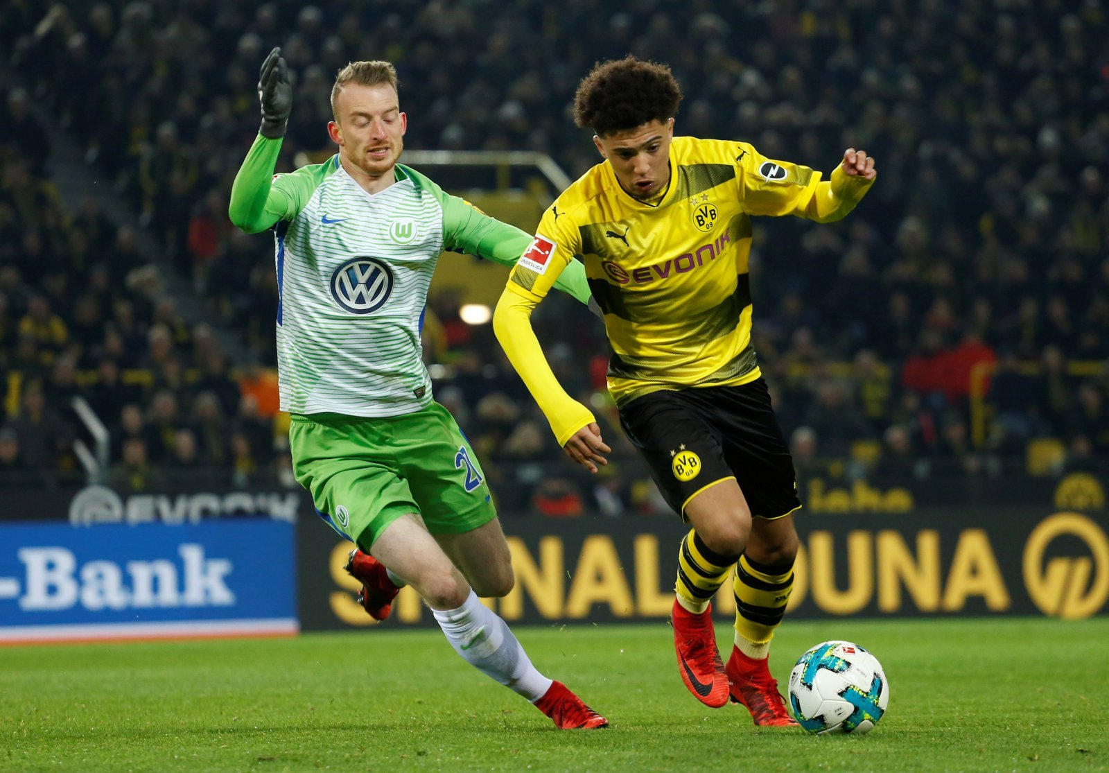 Emery must avoid making same Wenger mistake by luring Jadon Sancho to Arsenal
