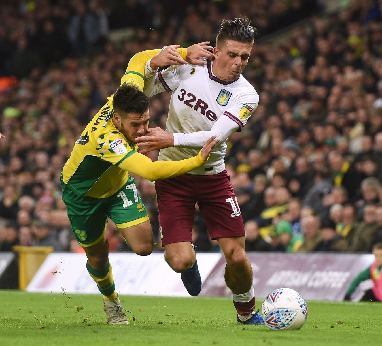 Jack Grealish won't be sold in January