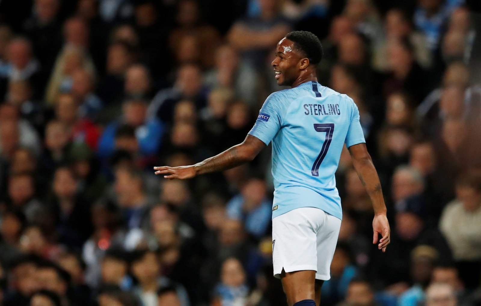 Pundit's Choice: Raheem Sterling