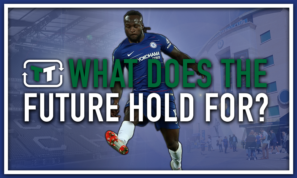 What does the future hold for Victor Moses?