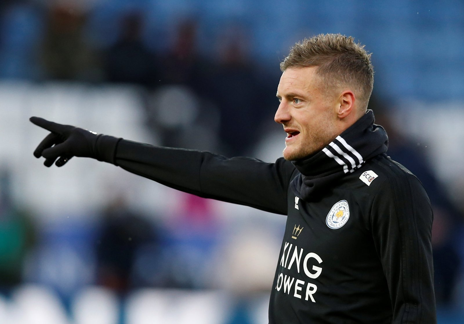 Leicester City: Many fans think Jamie Vardy is not worthy of award