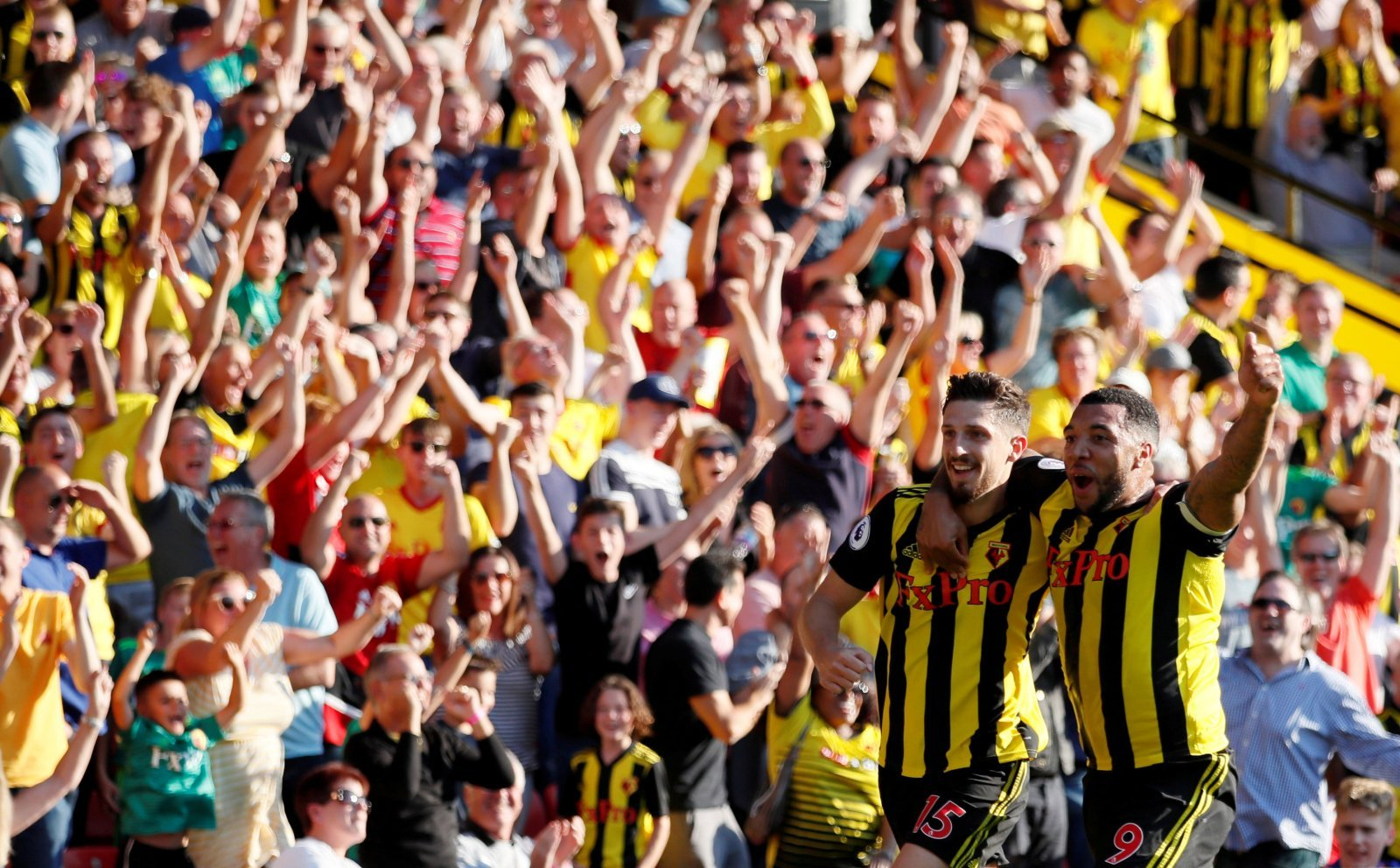 Watford: Fans react to strange club tweet suggestion