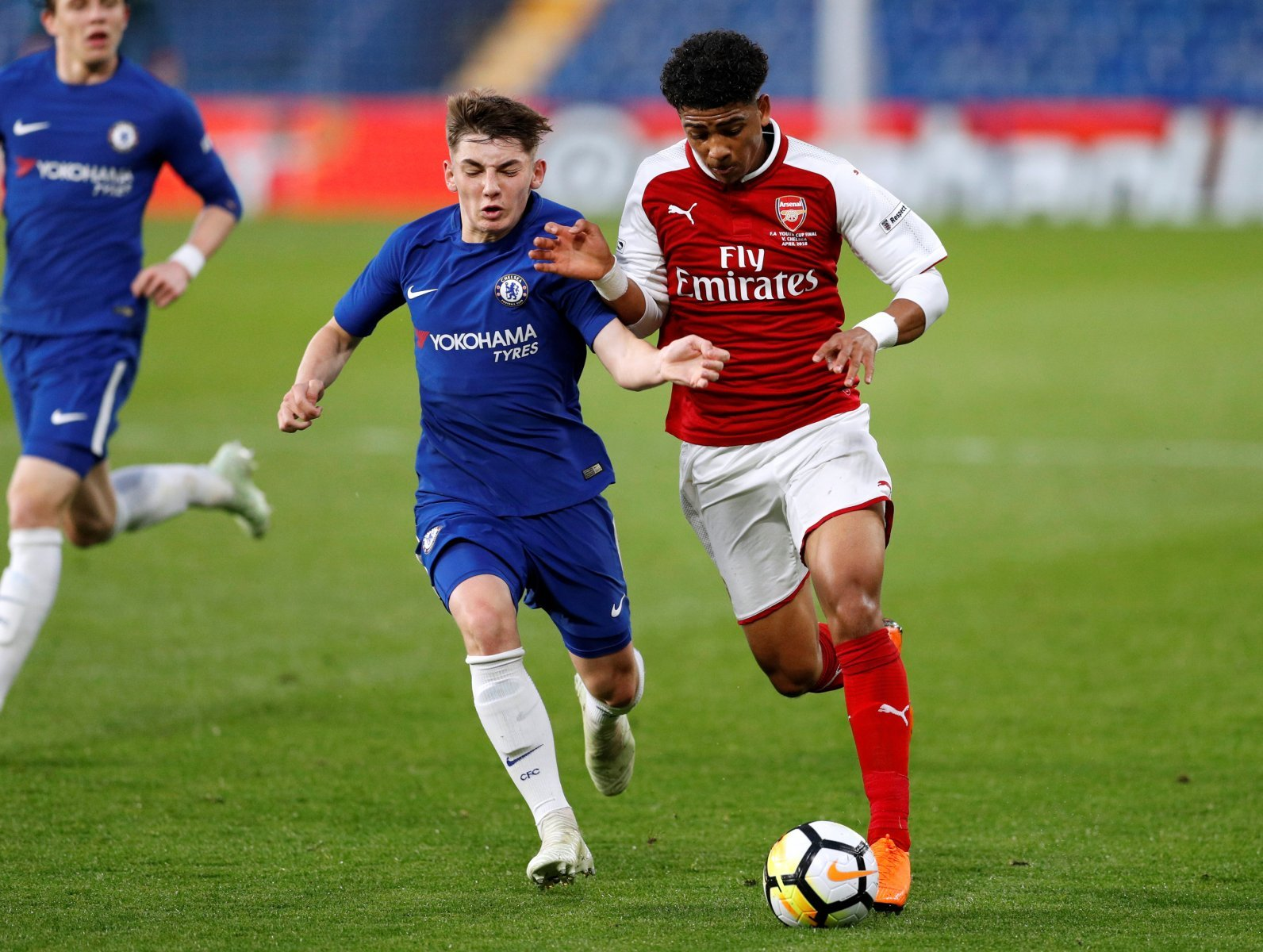 Arsenal: Youngster Xavier Amaechi reportedly close to Hamburg move