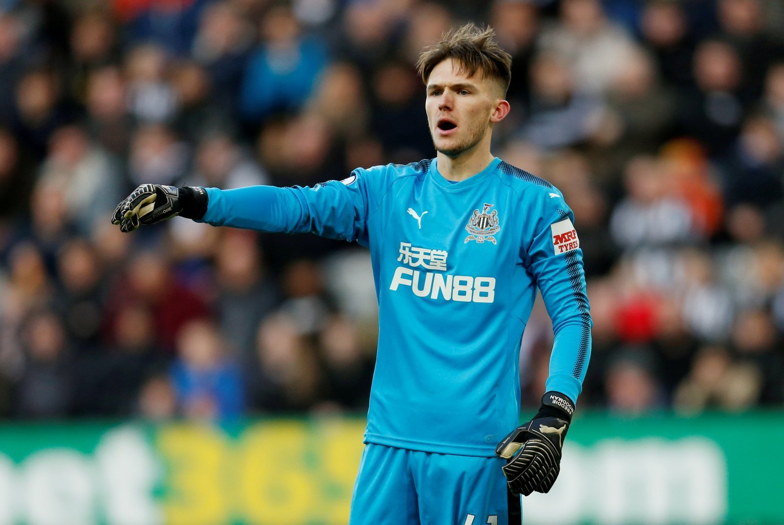 Newcastle United: Offers must be resisted for Freddie Woodman