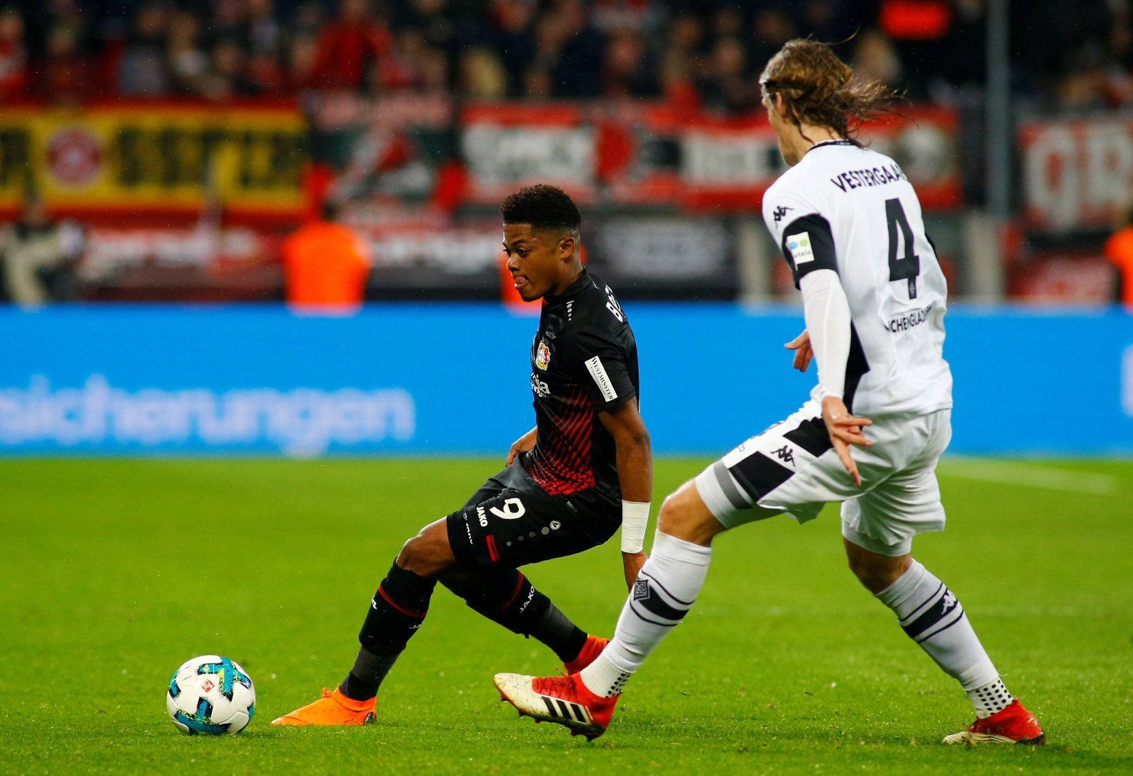 Tottenham seem like the perfect home for the excellent Leon Bailey