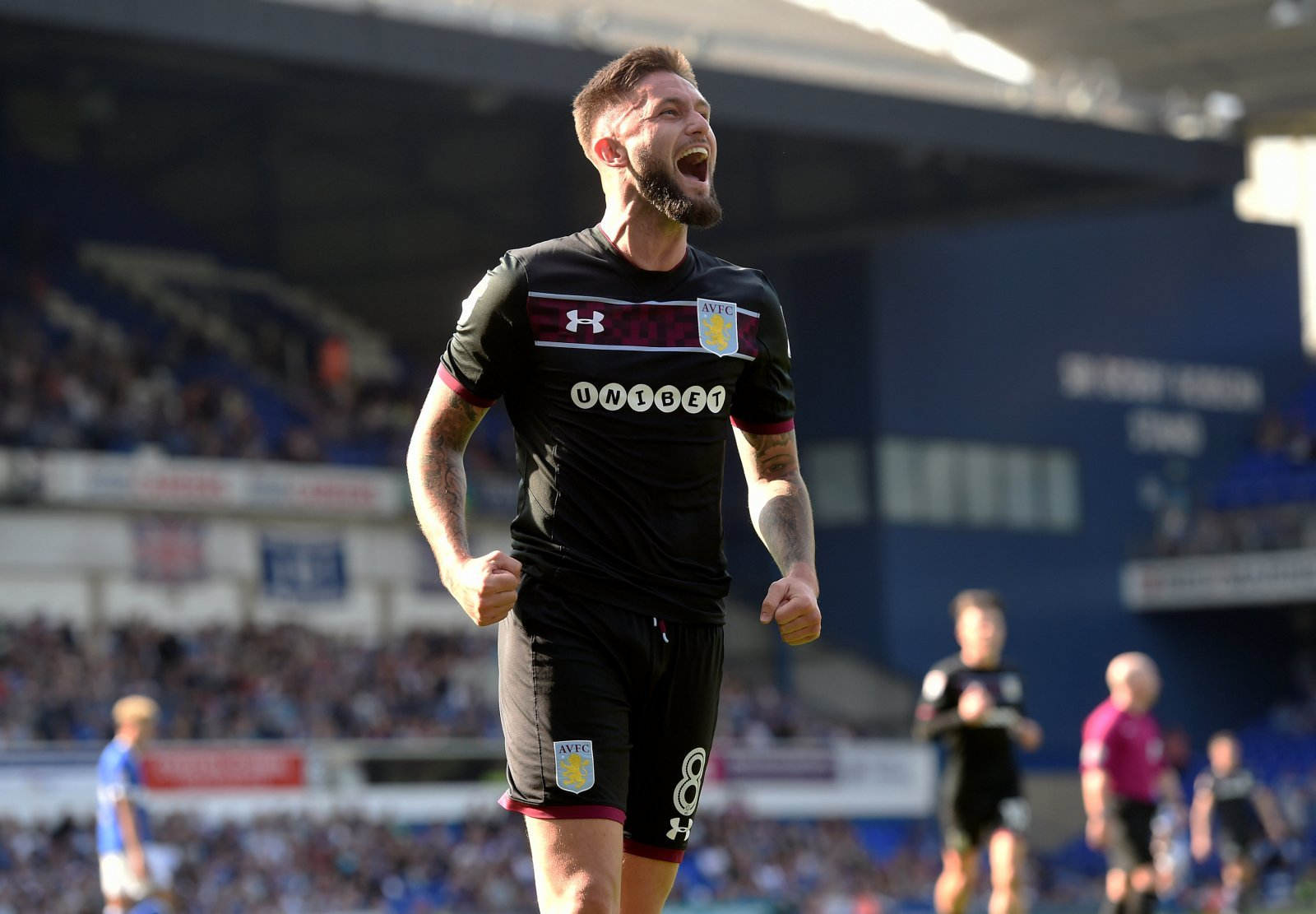 Introducing: The man to complete Villa's play-off push, Henri Lansbury