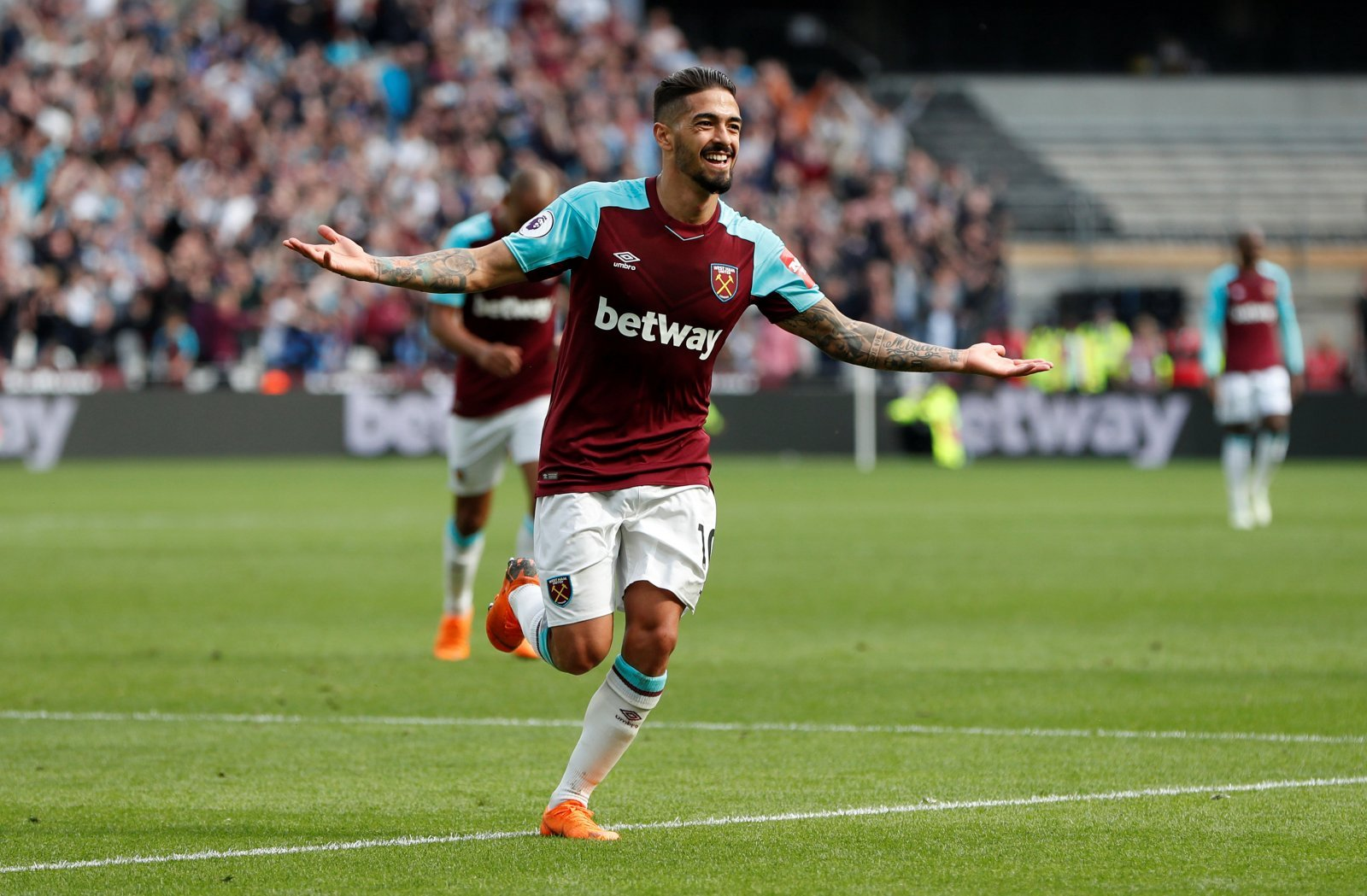Dack could be wasted at West Ham upon Lanzini return