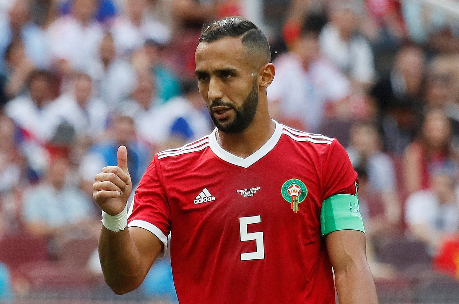 Medhi Benatia just classy enough to make a Manchester United move work