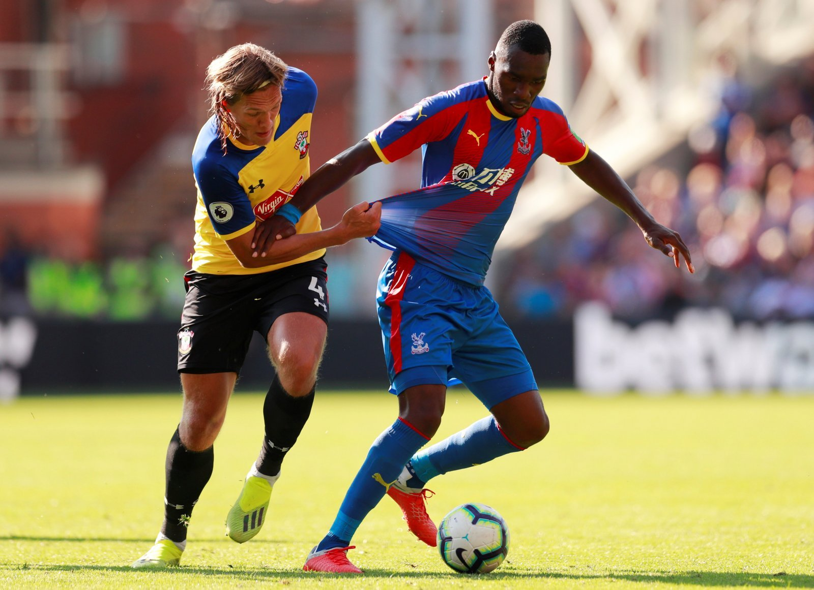 Crystal Palace could see Christian Benteke depart in January