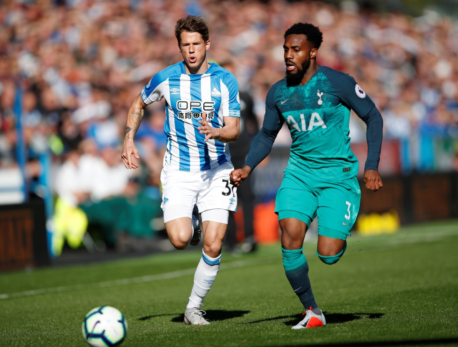 Tottenham Hotspur: Spurs fans upset that PSG are linked with Danny Rose