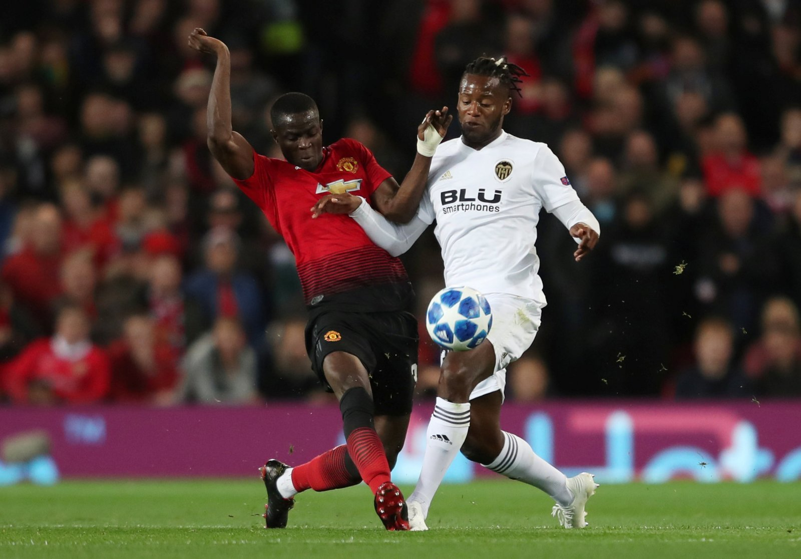 Manchester United: AC Milan looking at the possibility of signing Eric Bailly