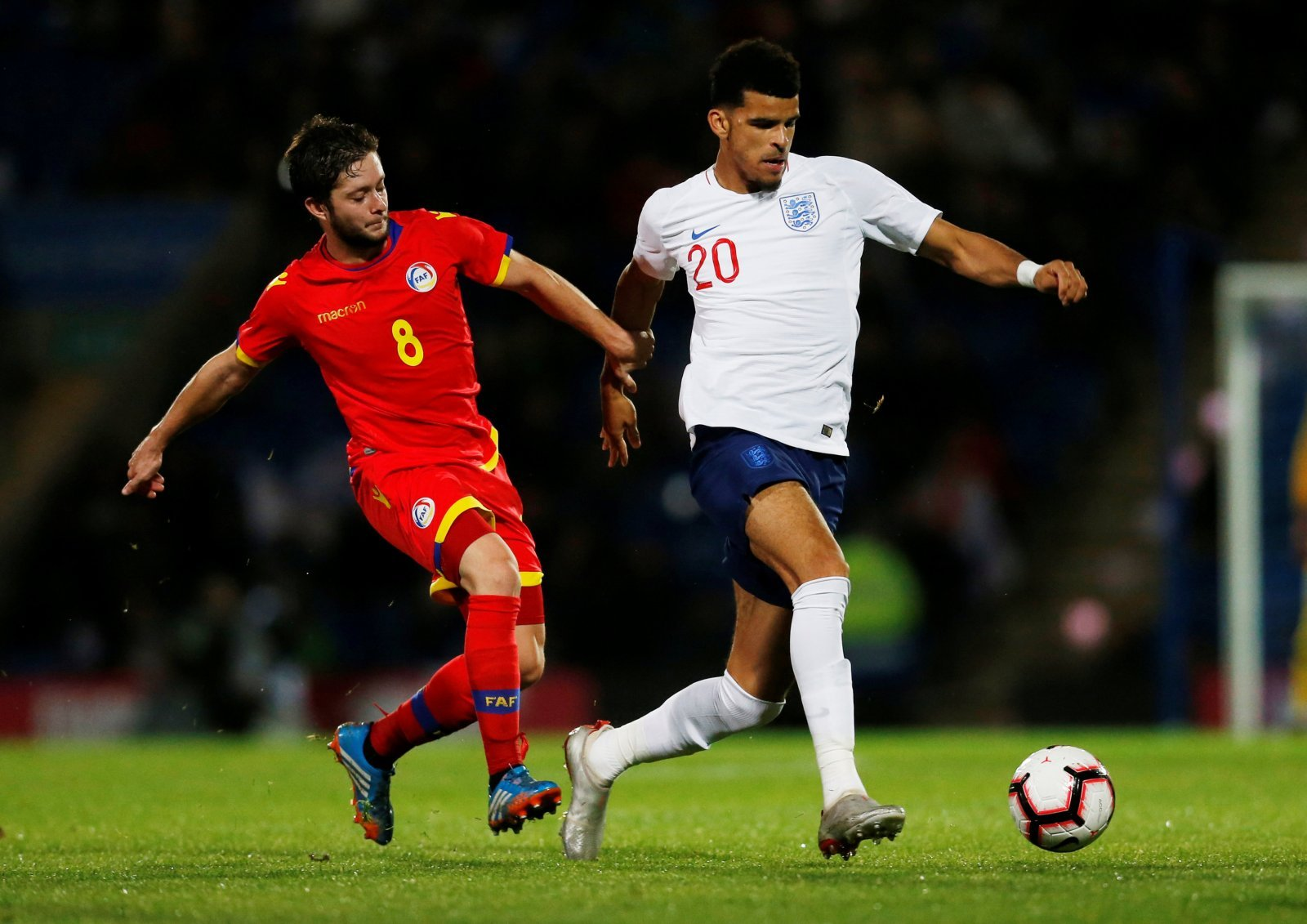 Dominic Solanke linked with Wolves and Huddersfield