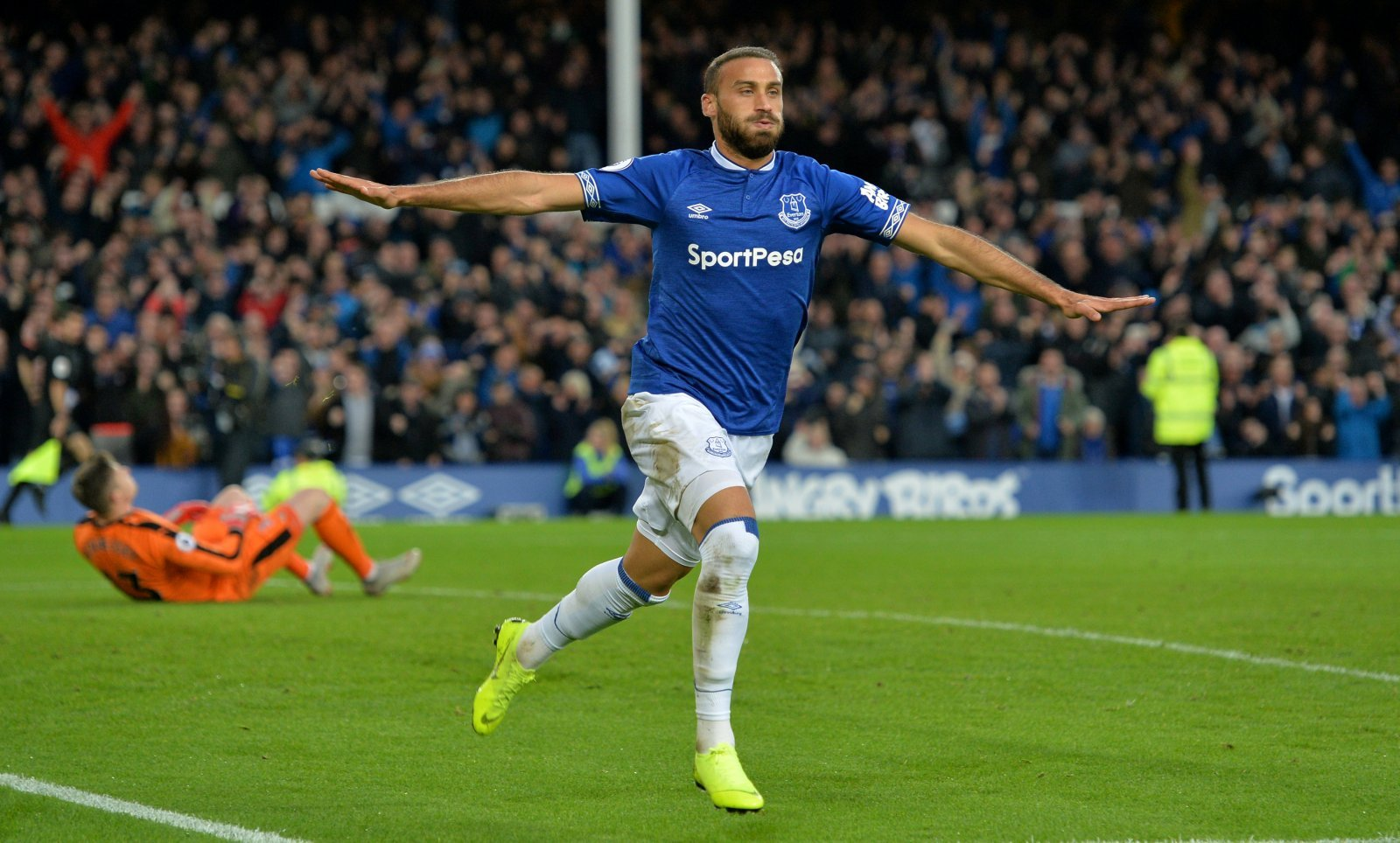 Everton: Cenk Tosun among list of players to be sold