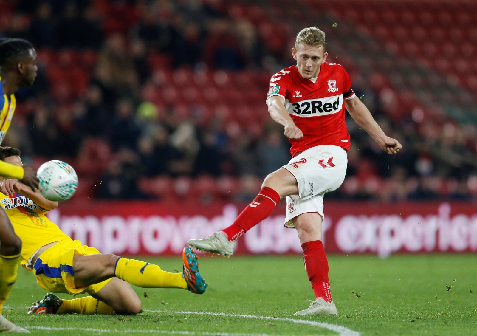 Middlesbrough: George Saville frustrated at lack of starts this season
