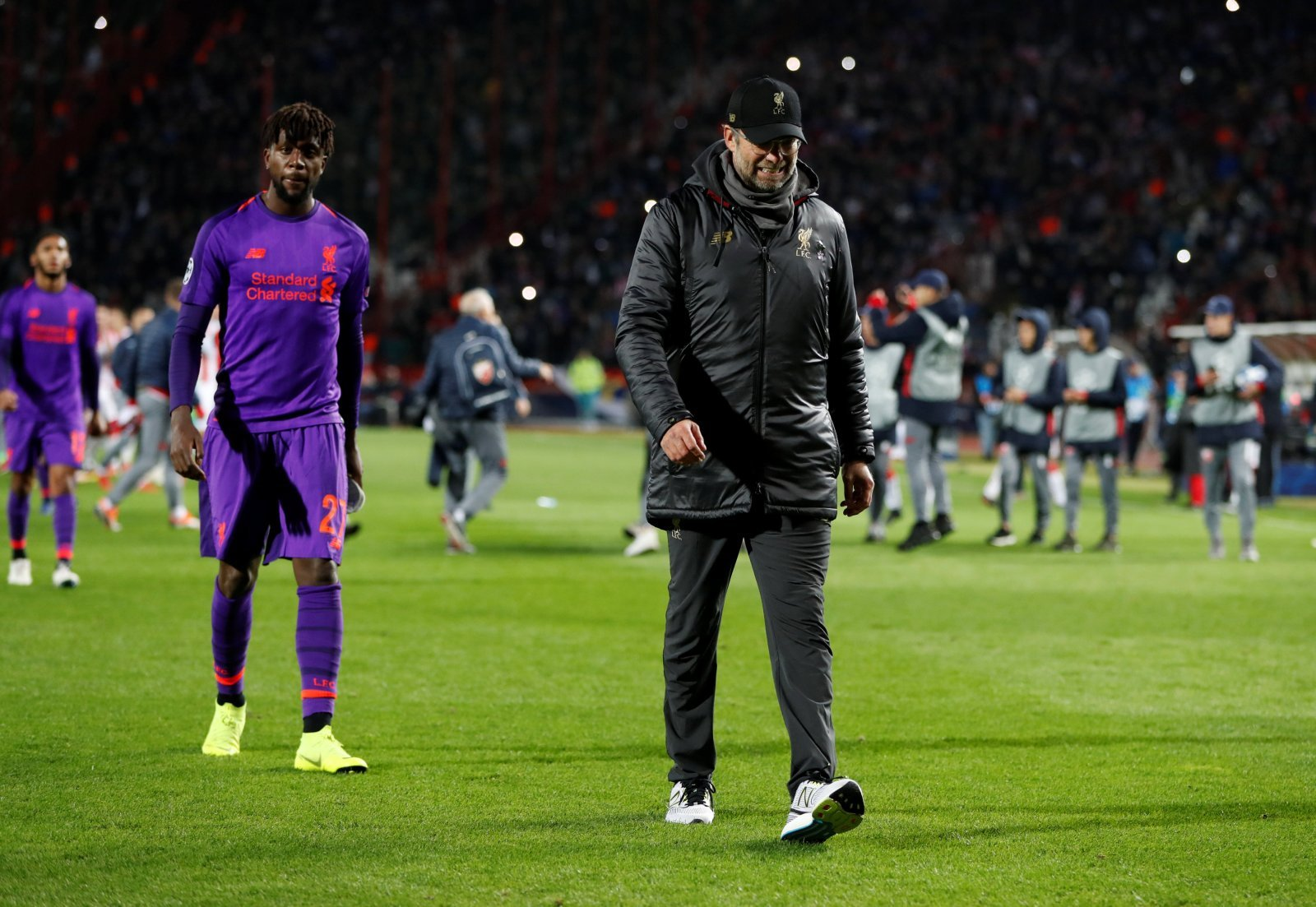 Pundit's Choice: Liverpool's defeat to Red Star Belgrade